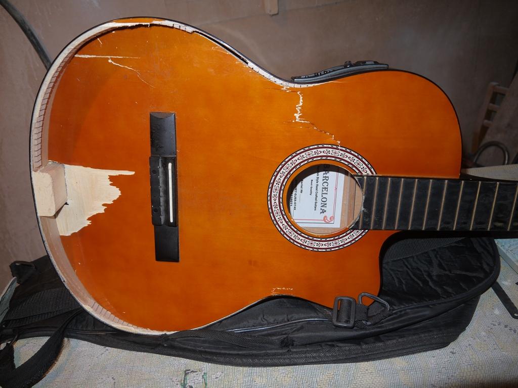 Картинки на гитару своими руками 82